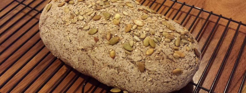 Teff And Buckwheat Sourdough Bread Clean Eats Kitchen